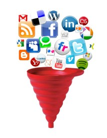 embudo Social Media